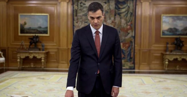 Националистите отново поеха контрола върху каталунското регионална правителство, като новият