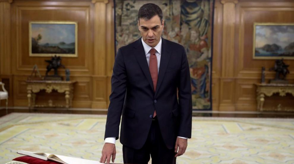 Каталунското правителство положи клетва