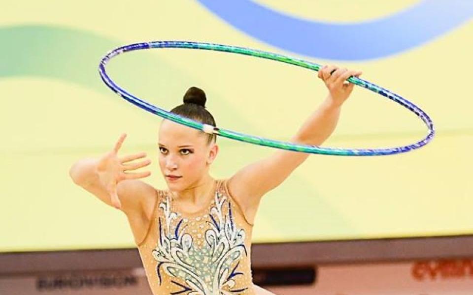Воложанина 5-а в многобоя при жените на международния турнир в Москва