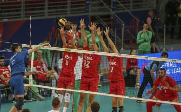 Tежка загуба за България от Иран в Лигата на нациите