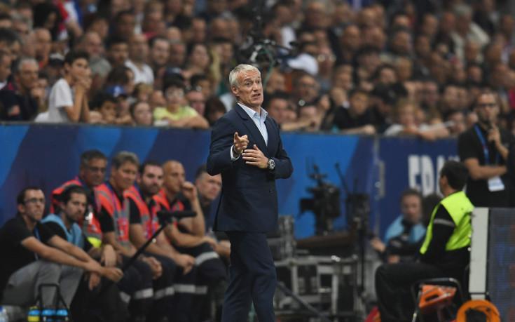 Дешан: Гризман ще остане да играе в Испания