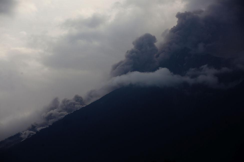 - вулкан, Гватемала