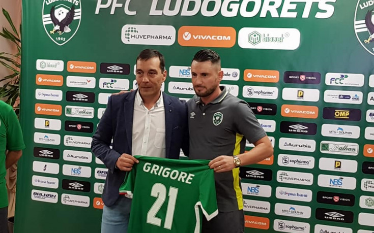 Драгош Григоре: Приоритетът на Лудогорец е да играе в ШЛ