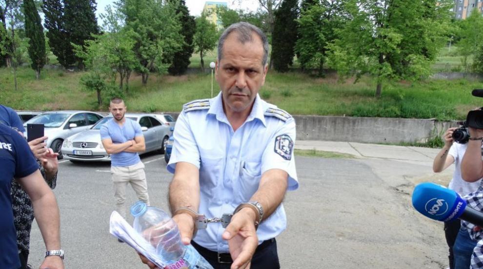 Шефът на КАТ-Благоевград излезе под гаранция