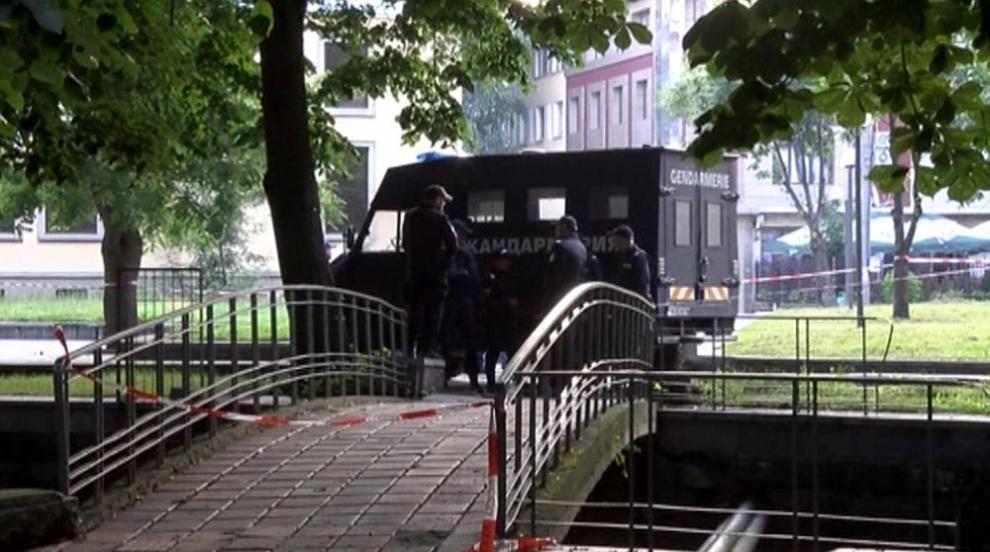 След бягството от затвора Пелов и Колев били заедно в Ботевград (ВИДЕО)