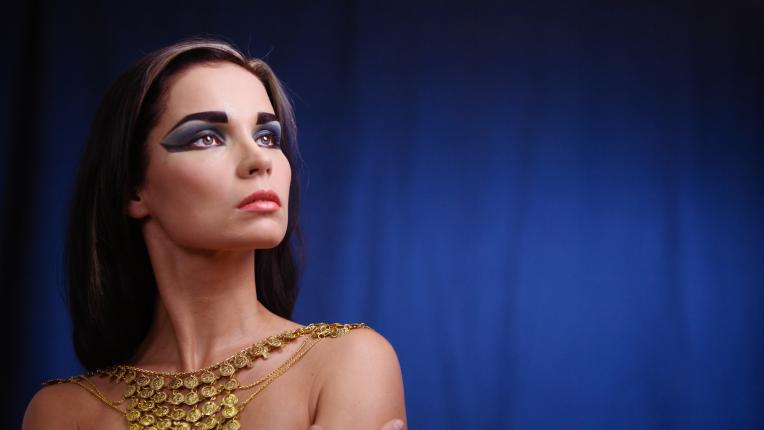 жена Клеопатра красота