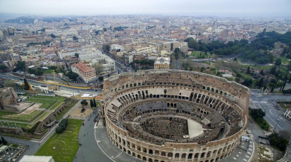 Археолози представиха възможния гроб на Ромул, основателят на Рим (ВИДЕО)