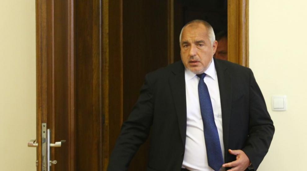 "Борисов вика Горанов и КФН заради фалита на ЗК ""Олимпик"""