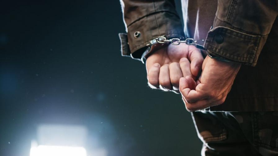 Задържаният за тероризъм пренощувал в София