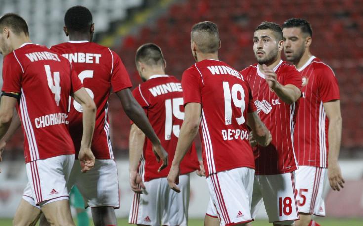 Сериозни контроли за ЦСКА в Австрия
