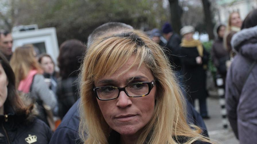 Без да е окована: Изписаха Иванчева от болницата