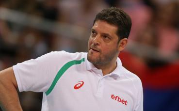 Константинов: Една от най-големите слабости  в отбора са контузиите