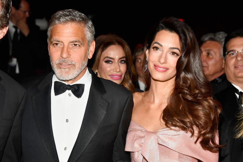 Джордж Клуни получи почетната награда на Американския филмов институт