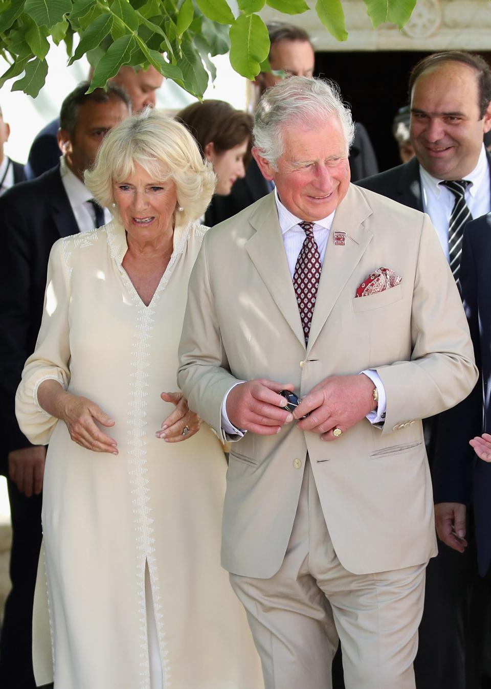 Принц Хари Принц Чарлс Камила халка пръстен