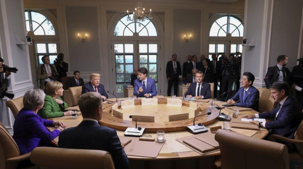 Европейците се одобряват идеята за връщане на Русия в Г-7