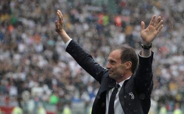 Алегри отново Най-добър треньор в Серия А