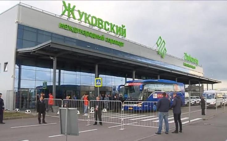 Португалия пристигна в Русия
