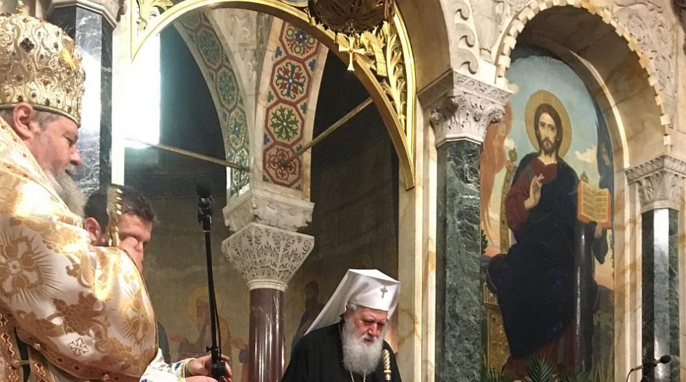 Литургия и послание за 1000 години от основаването на Охридската...