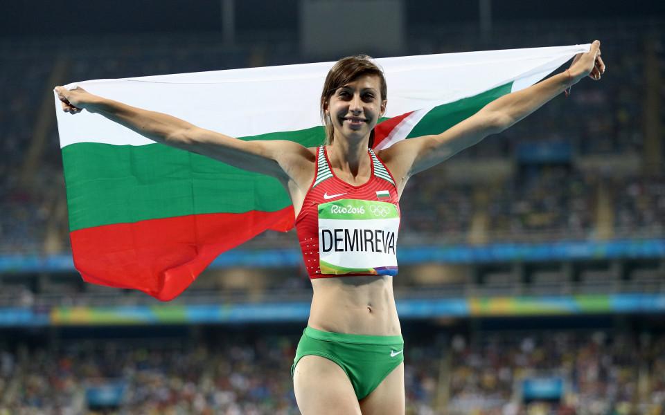 Мирела Демирева ще скача на Диамантената лига в Париж