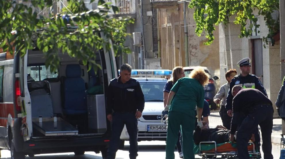 Двама пострадаха при катастрофа в Благоевград