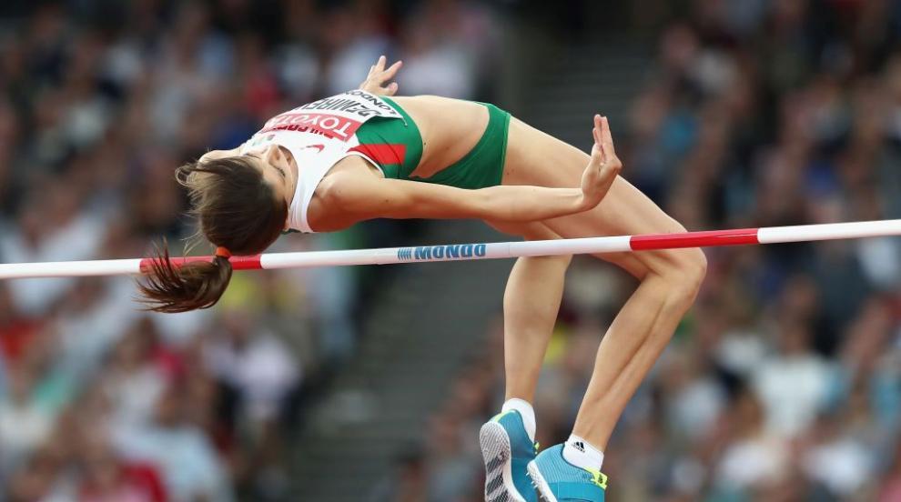 Мирела Демирева направи исторически скок в Стокхолм