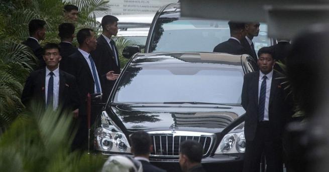 Лидерът на Северна Корея Ким Чен-ун се срещна с премиера