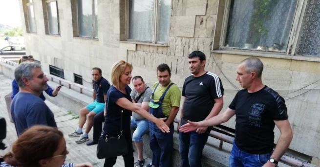 Мая Манолова с молба към депутатите заради съкратените миньори Омбудсманът