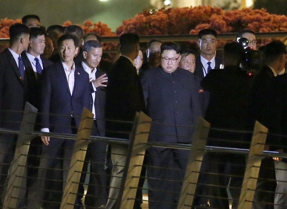 Ким Сингапур