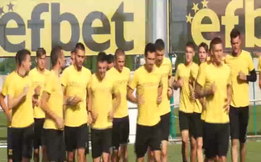 Ботев Пловдив стартира с 23-ма футболисти