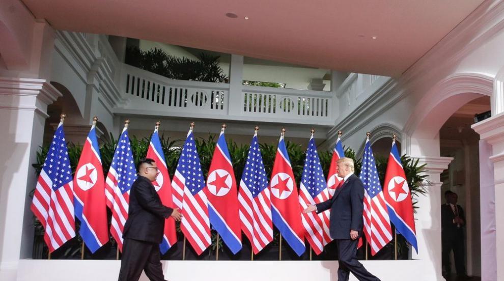 Ким е заинтересован да работи в тясно сътрудничество с Тръмп? (СНИМКИ/ВИДЕО)