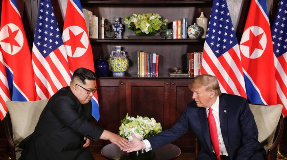 Тръмп няма да позволи на Ким да наруши обещанията си за разоръжаване