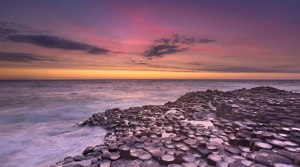 Пътят на великаните – природното чудо на Ирландия (СНИМКИ)