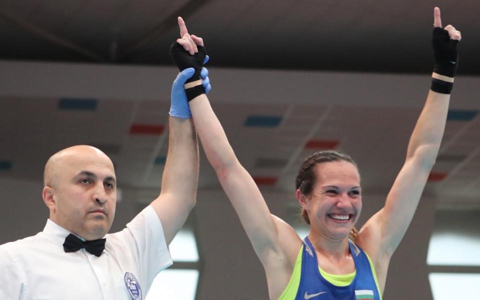 Избраха Станимира Петрова за №1 на Европейското по бокс