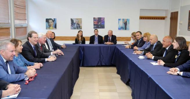 Министър-председателят Бойко Борисов участва в пленарната сесия на Глобалната конференция