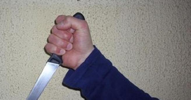 За битов скандал, при който 63-годишен мъж наръгал с нож