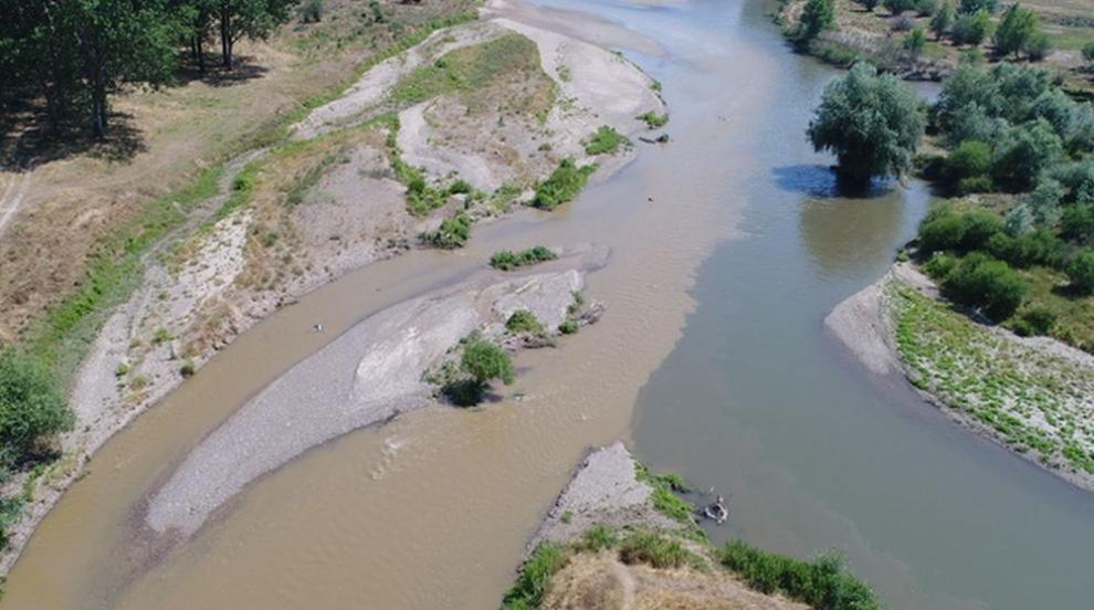 Мед, манган и цинк над нормите в реки край Панагюрище