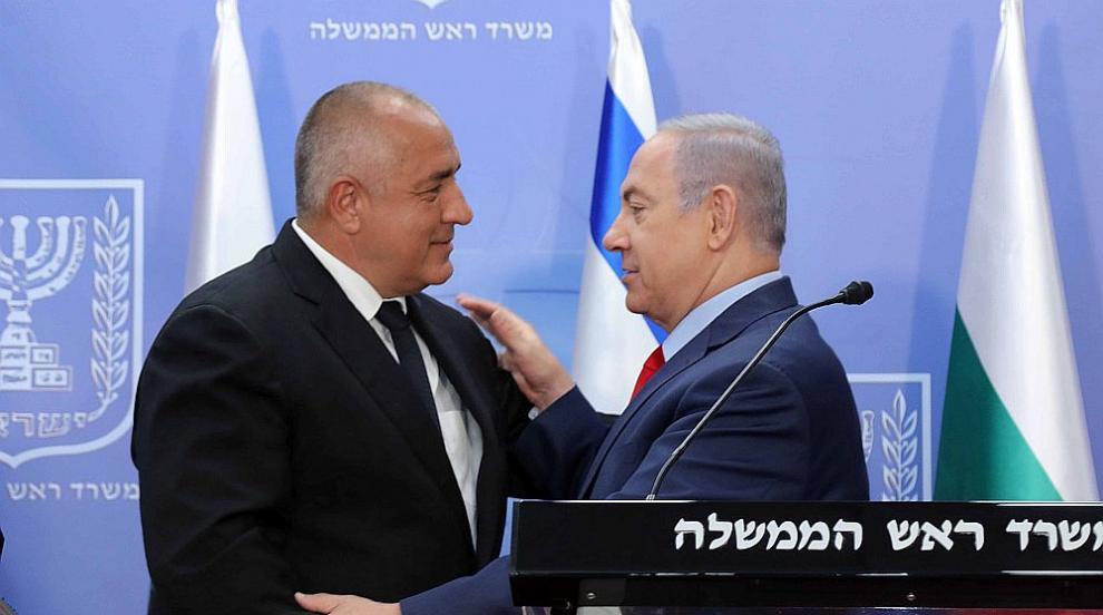Борисов иска да произвеждаме военни дронове с Израел