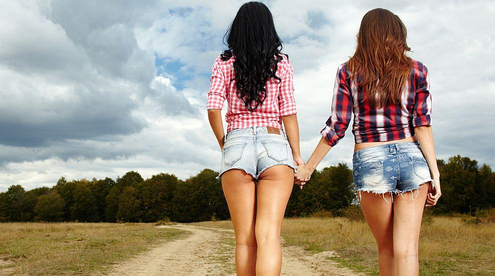 Женската походка, на която мъжете не могат устоят