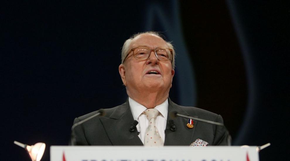 Повдигнаха обвинения срещу Жан-Мари льо Пен за злоупотреба с европари
