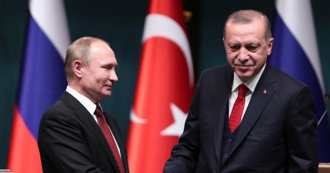 Русия ще изработи първия реактор за турската атомна централа Аккую