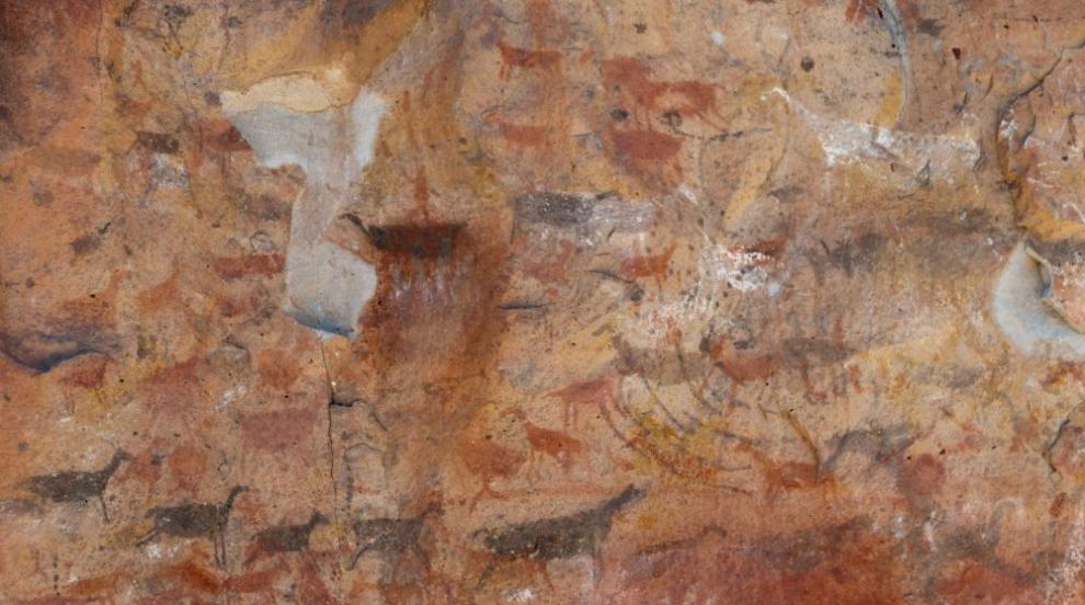 В пустинята Атакама откриха скални рисунки отпреди близо 3000 години (СНИМКИ)
