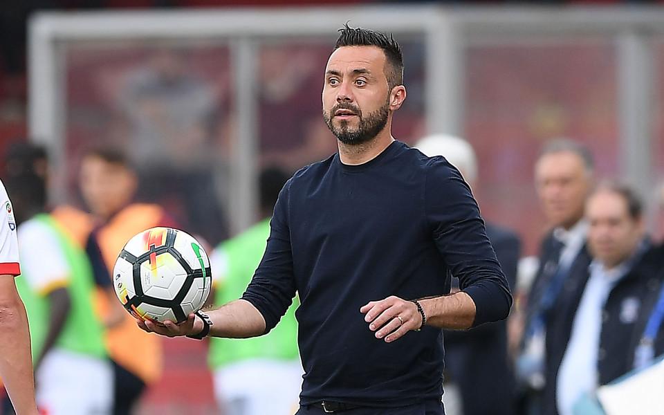 Сасуоло назначи нов старши треньор
