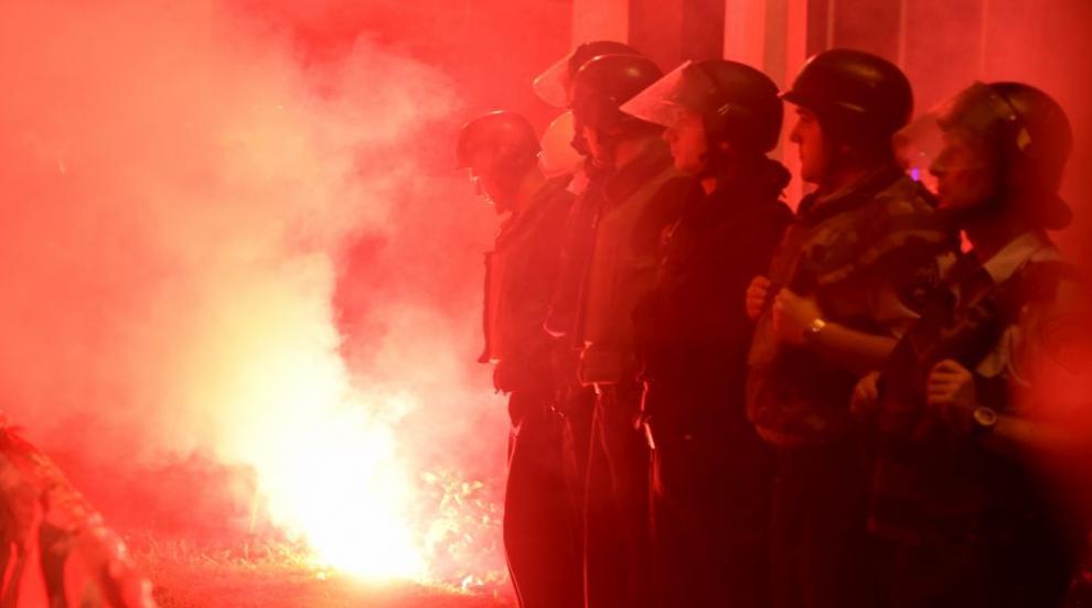 Нов протест в Македония заради договора за новото име (ВИДЕО)