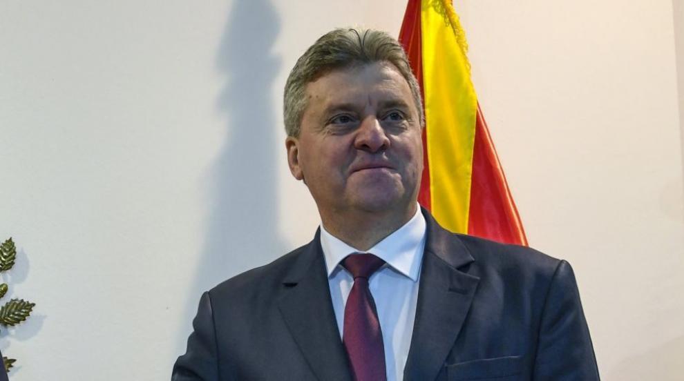 Македонският президент може да получи 5 г. затвор