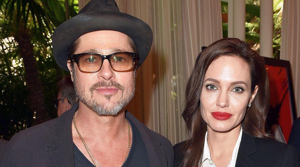 Задължиха Анджелина Джоли да допусне Брад Пит по-близо до децата