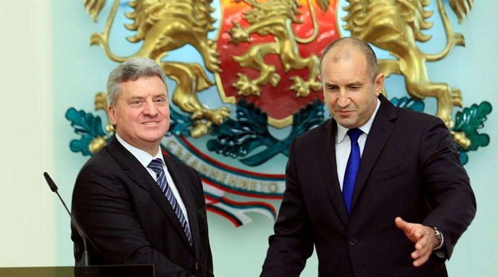 """Радев се надява приоритетите ни за Западните Балкани """"да не се сведат само..."""