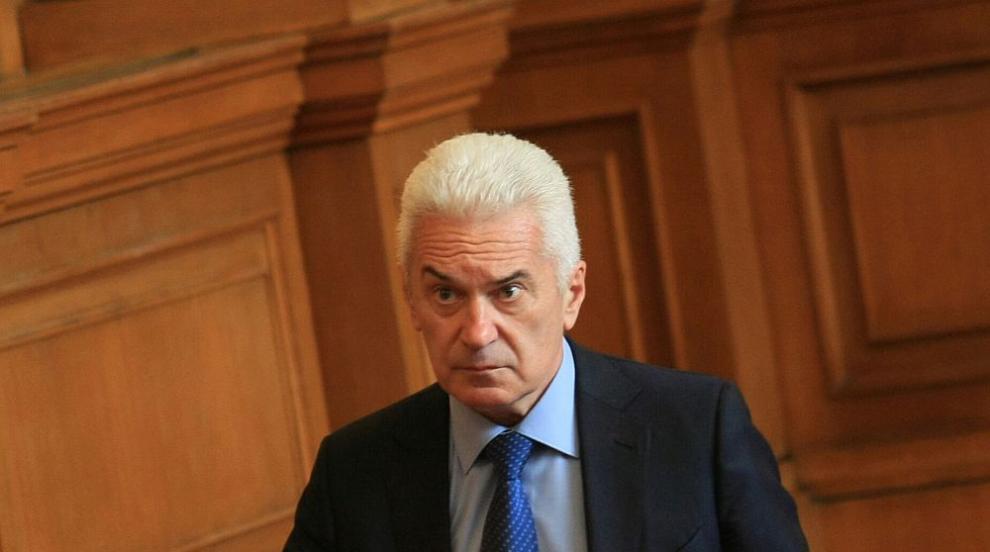 Сидеров твърди, че Валентин Касабов го бутнал