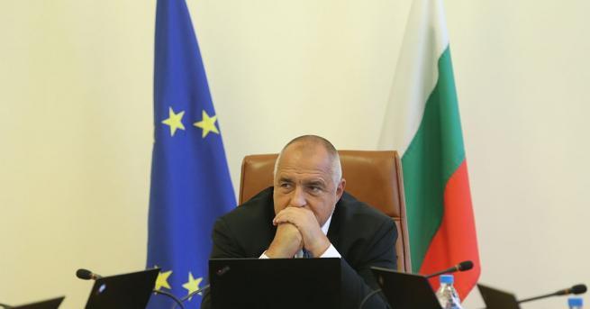 Борисов обясни за отказа да се срещне с Георге Иванов