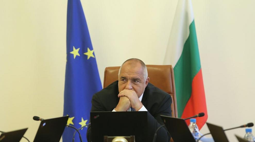 Борисов поздрави Заев и Ципрас за договора за името на Македония