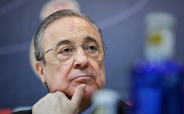 Четирите проблема, които се стовариха върху Перес, след края на сезон 2017/18